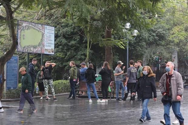 越南旅游部门提出疫情结束后的恢复旅游业发展措施 hinh anh 1