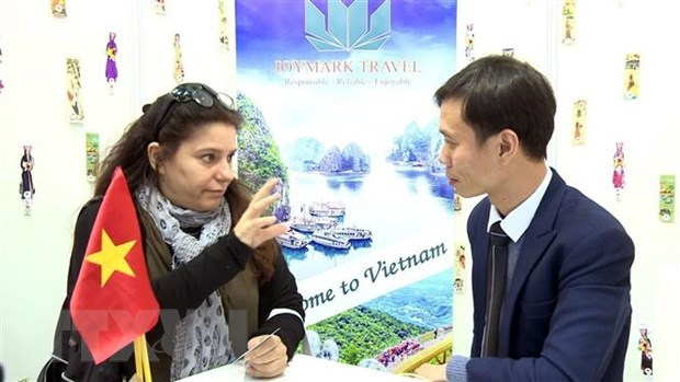 越南企业参加第25届以色列地中海国际旅游展 hinh anh 1