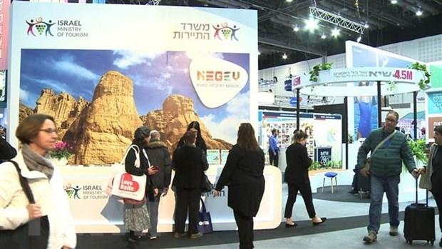 越南企业参加第25届以色列地中海国际旅游展 hinh anh 2