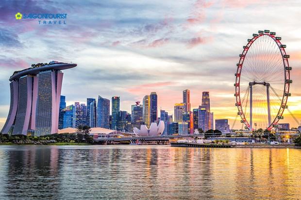 新冠肺炎COVID-19 ∶今年到访新加坡游客或将减少25%-30% hinh anh 1