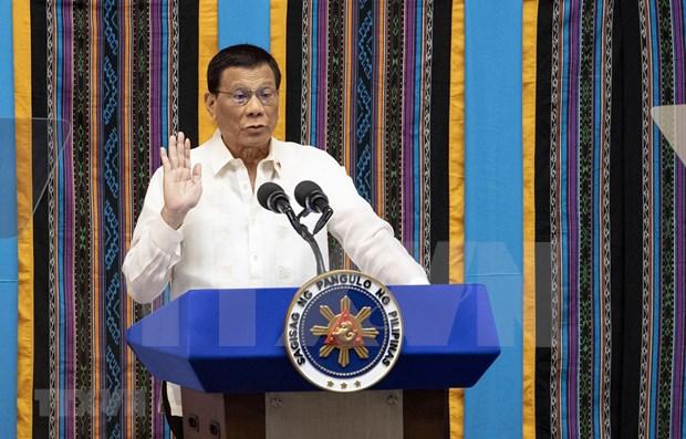 菲律宾拟终止美菲《部队访问协定》 hinh anh 1