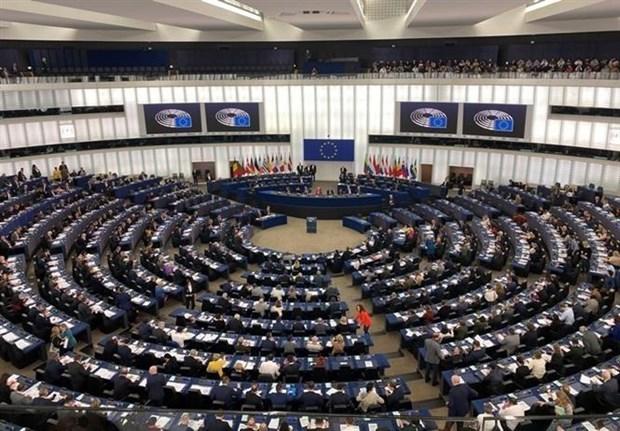 欧洲议会通过《越欧自由贸易协定》和《越欧投资保护协定》 hinh anh 1