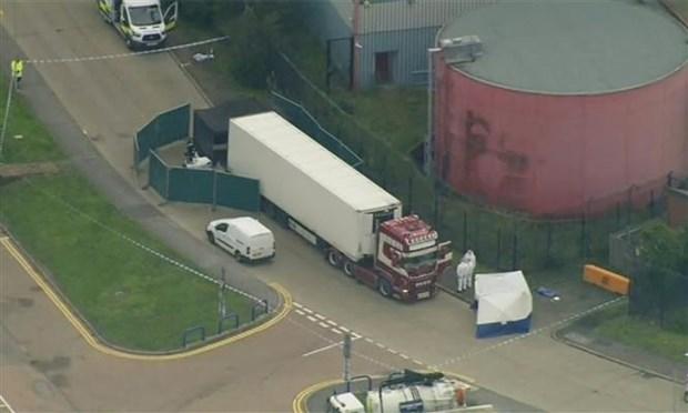 英国货车39人死亡案:尸检报告出来确定遇难者死亡原因 hinh anh 1