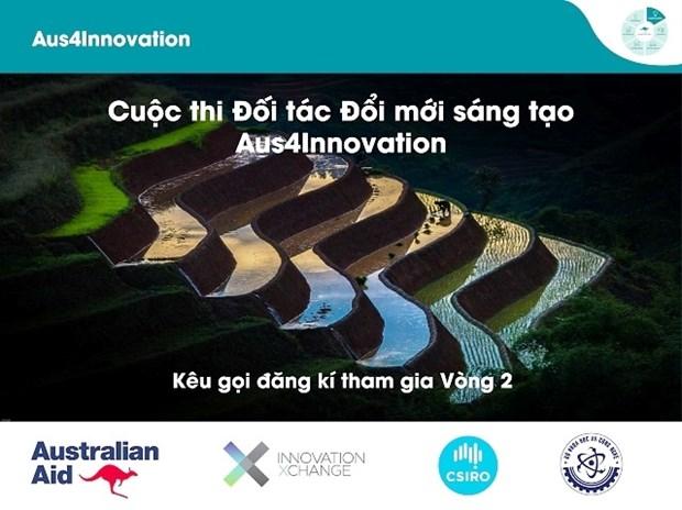 第二轮越南-澳大利亚创新伙伴计划正式启动 hinh anh 1