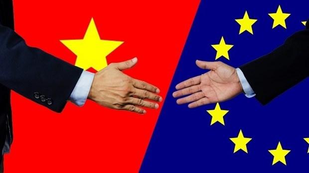 越南工商会主席:EVFTA-促进价值链转移的黄金契机 hinh anh 2