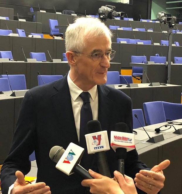 欧洲议会: 越南是值得信赖和开放的伙伴 hinh anh 1