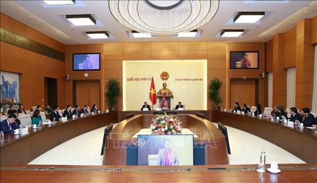 国会主席:驻外大使、首席代表要做到将国家和民族利益置于首位 hinh anh 1