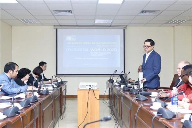 数字世界会议暨展览将于2020年9月在河内举行 hinh anh 1