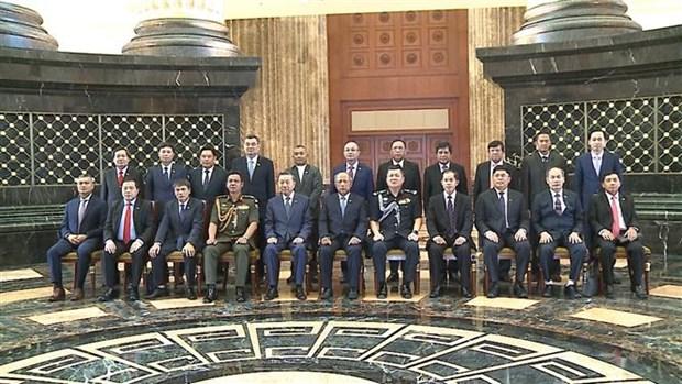 越南与文莱合作加大打击犯罪力度 hinh anh 2