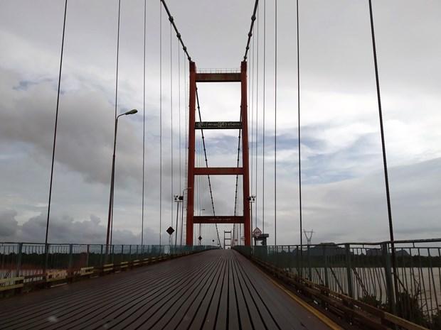 日本建筑公司在缅甸实施桥梁升级项目 hinh anh 1