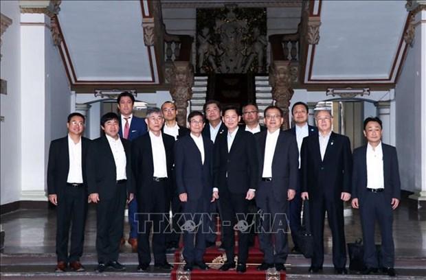 胡志明市加强与日本和歌山县的合作 hinh anh 2
