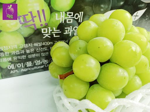 越南成为韩国葡萄最大进口市场 hinh anh 1