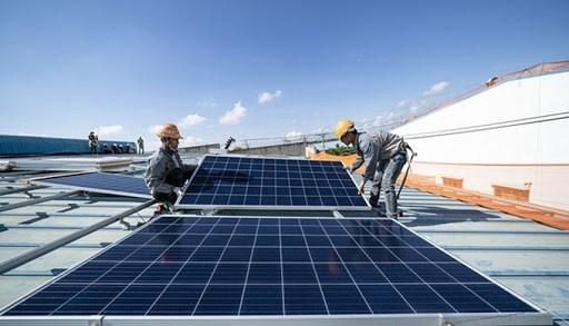 越南扩大太阳能发电规模的新战略 hinh anh 1