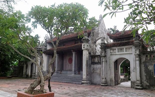 丁婆寺的古朴之美 hinh anh 2