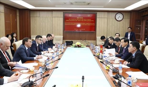 越南与俄罗斯推动反腐败合作再上新台阶 hinh anh 1