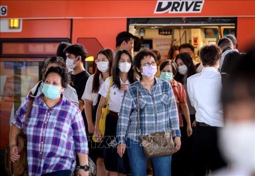 泰国开发冠状病毒感染风险自我评估系统 hinh anh 1