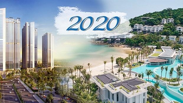 2020年越南房产:走向纵深、房产泡沫风险小 hinh anh 1