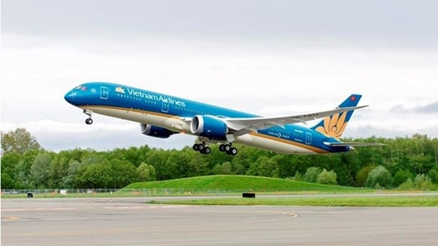 越南国家航空公司的飞机配备空气过滤系统 hinh anh 1