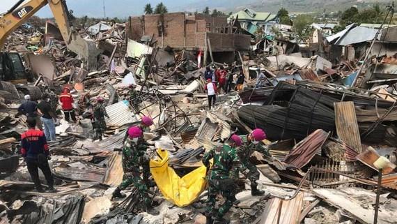 日本向印尼提供贷款 协助印尼应对自然灾害 hinh anh 1