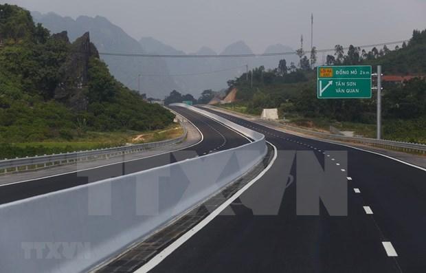 政府总理要求报告北南高速公路项目实施进度 hinh anh 1