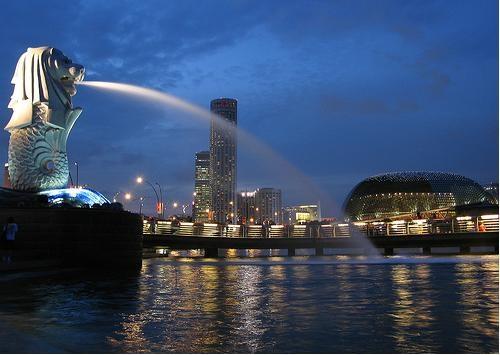 新加坡下调2020年经济增长预测 hinh anh 1