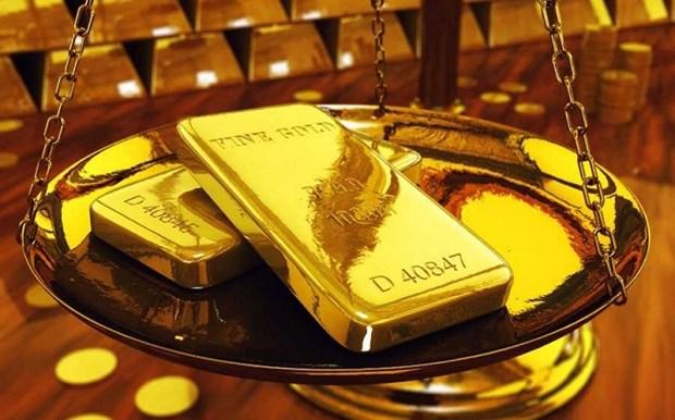 2月19日越南国内黄金价格超过4500万越盾 hinh anh 1
