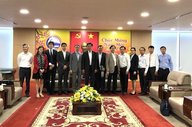 亚行向越南首家水务企业提供无政府担保贷款 hinh anh 2