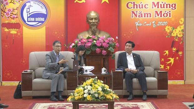 亚行向越南首家水务企业提供无政府担保贷款 hinh anh 1