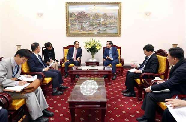 越南与韩国推进职业教育领域的合作 hinh anh 2