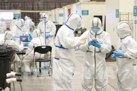 新冠病毒肺炎:中国与泰国合作抗击疫情 hinh anh 1