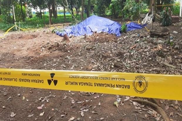 印尼首都附近地区被检测出高水平辐射 hinh anh 1