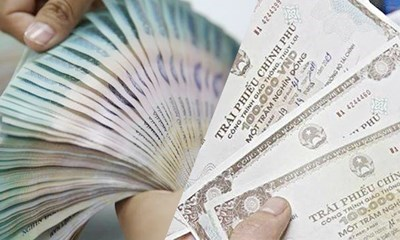 越南政府债券招标发行:成功筹资超过4.6万亿越盾 hinh anh 1