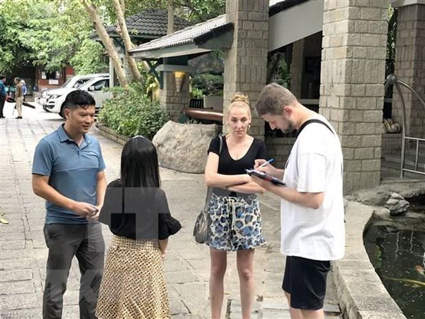 平顺省进行客源市场调整 力争实现旅游可持续发展 hinh anh 1
