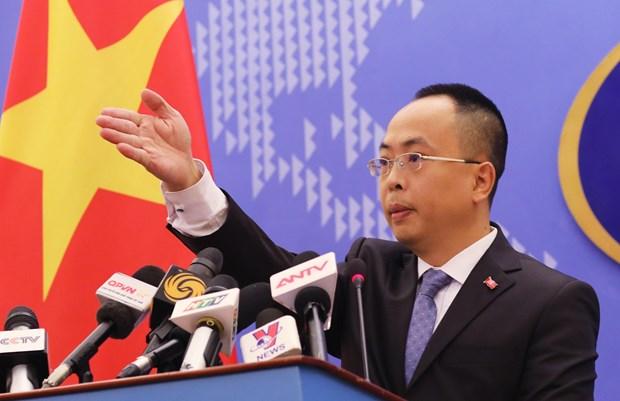 新冠肺炎疫情:越南继续同中国乃至其他国家紧密配合阻止疫情 hinh anh 1