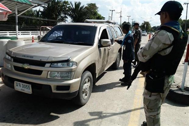泰国继续延长南部三府紧急状态三个月 hinh anh 1