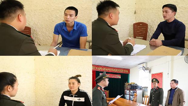 英国货车39人死亡案:河静省7名犯罪嫌疑人被起诉 hinh anh 1