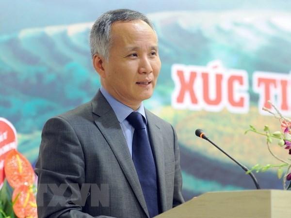 进一步促进越韩贸易合作发展 hinh anh 1