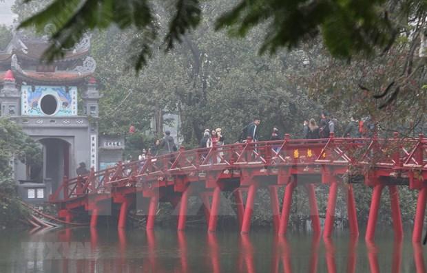 """河内以智慧旅游促进""""无烟产业""""的发展 hinh anh 1"""