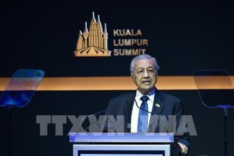 马来西亚总理马哈蒂尔向国王表明辞职意向 hinh anh 1
