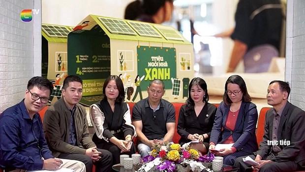 """越南努力实现""""百万绿色家园计划"""" hinh anh 1"""