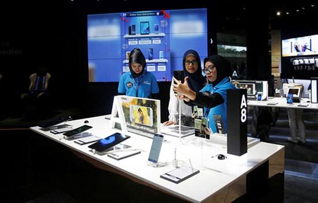 谷歌预期2025年印尼数字经济规模将增长2倍 hinh anh 1