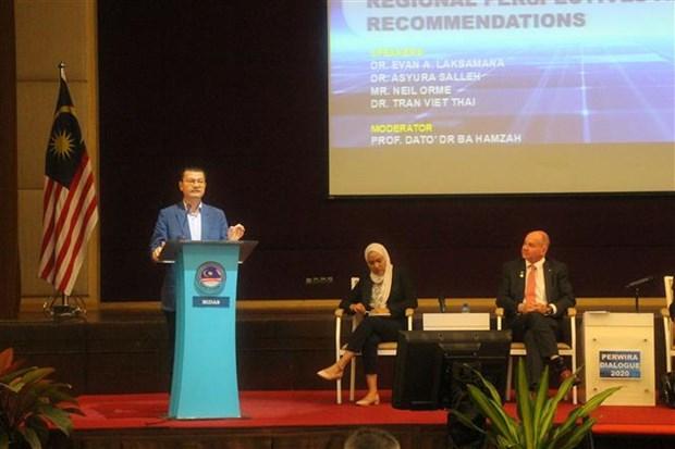 马来西亚公布国防白皮书 越南强调东盟在维护地区安全中的重要作用 hinh anh 2