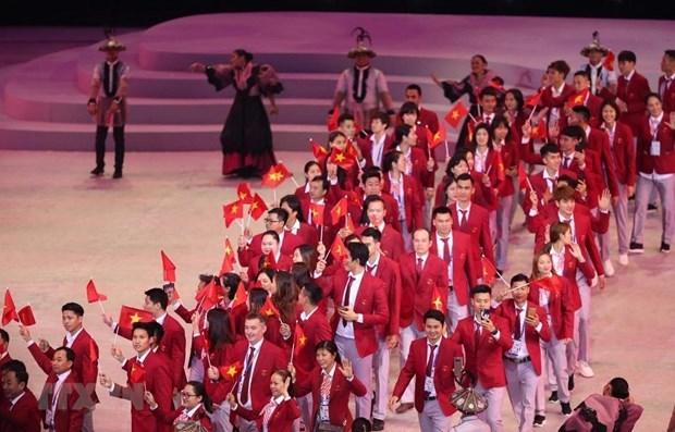 越南对第31届东运会的比赛项目内容逐一核查 hinh anh 1