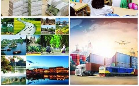 越南力争实现到2025年服务业占GDP比重约43-44% hinh anh 2