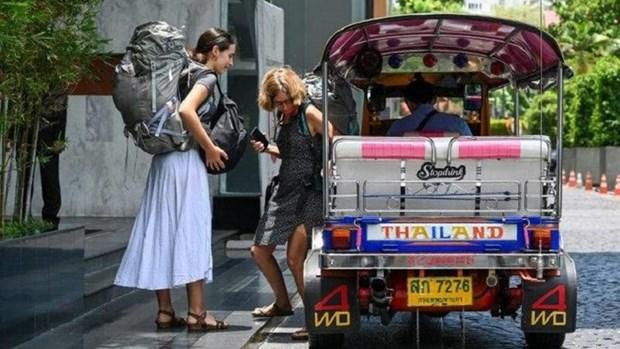 新冠肺炎疫情对泰国13个工业领域造成不良影响 hinh anh 1