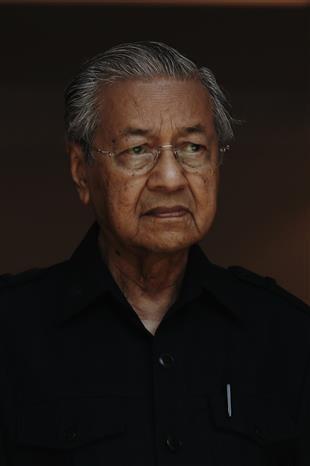 马来西亚国王委任马哈蒂尔担任临时总理 hinh anh 1