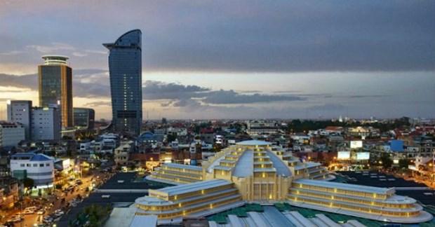 柬埔寨首相把该国2020年经济增长预期下调至6%左右 hinh anh 2