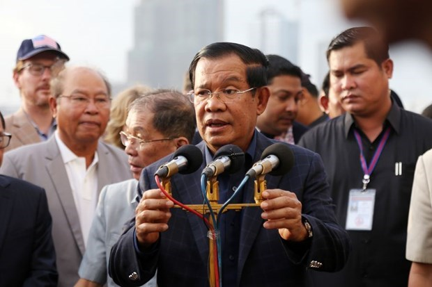 《柬埔寨—中国自贸协定》谈判将于2020年11月结束 hinh anh 1