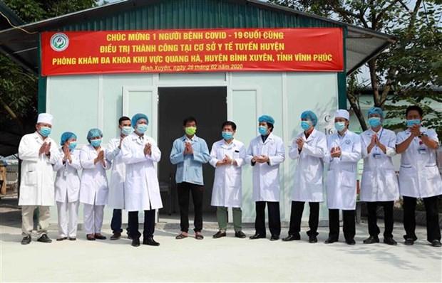 新冠肺炎疫情:永福省继续努力应对疫情并促进当地生产经营活动 hinh anh 1