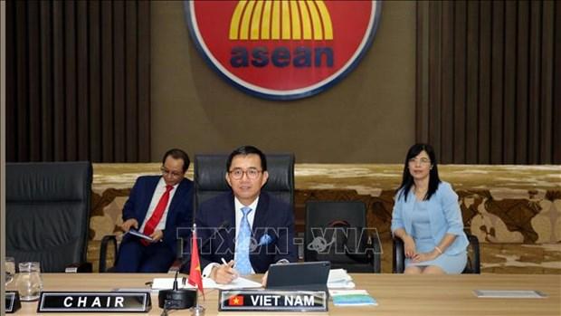 2020东盟轮值主席年:东盟与中日韩合作成果丰硕 hinh anh 1